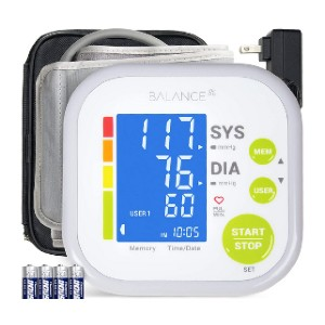 Greater Goods Blood Pressure Monitor Cuff Kit - Best Blood Pressure Monitors for Small Arms: Super helpful apps