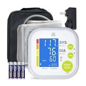 Greater Goods Blood Pressure Monitor Cuff Kit - Best Blood Pressure Monitors to Buy: Thoughtfully designed