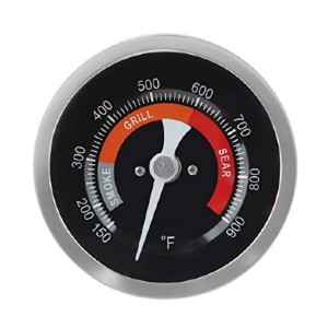 KAMaster Grill Temperature - Best Grill Thermometer for Big Green Egg: Highly accurate