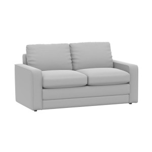 Pottery Barn Teen Grove  - Best Futons for Small Spaces: Includes Two Removable Back Cushions