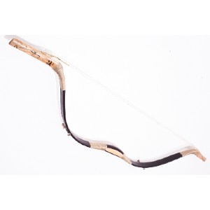Classic Recurve Bows Grozer Mongolian recurve bow G/627 - Best Recurve Bow for Beginners: Kevlar for the String Bandage