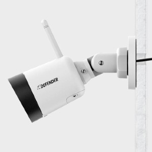 Defender Guard 2K Wi-Fi Security Camera - Best WiFi Security Cameras Outdoor: Delivering Peace of Mind