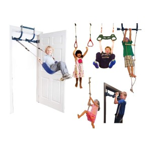 Gym1 Deluxe Indoor Playground - Best Educational Toys for 5 Year Olds: Bring the playground inside