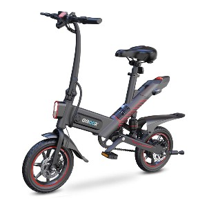 Gyroor C3 Electric Bike for Adults - Best Electric Bike on Amazon: Excellent LCD display
