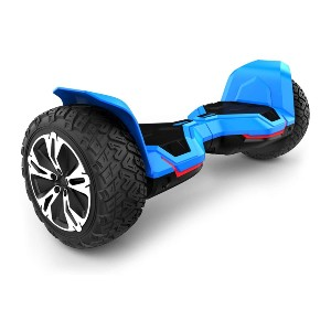 Gyroor Warrior 8.5 inch All Terrain Off Road Hoverboard - Best Hoverboard for Kids: Excellent performance