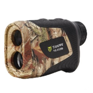 TideWe HR-F1000 - Best Rangefinder for Bow Hunting: Lightweight and Durable