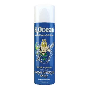 H2Ocean Purified Ocean Salt Water - Best Cleaning Solution for Piercings: Safe for All Skin Types