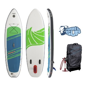HALA Gear HALA HOSS Inflatable SUP  - Best Paddleboard for Surfing: Best for taller paddlers