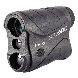 Halo Optics XL600-8 - Best Rangefinder for Bow Hunting: Shows Distance in Both Meters and Yards