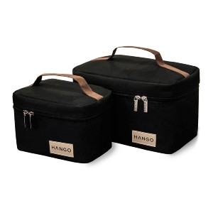 Attican HANGO Insulated Lunch Bag - Best Lunch Boxes Insulated: Two Bags for a Cost of One