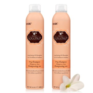 HASK Nourishing Monoi Coconut  - Best Dry Shampoo for Volume: Treat Your Hair to a Tropical Vacation