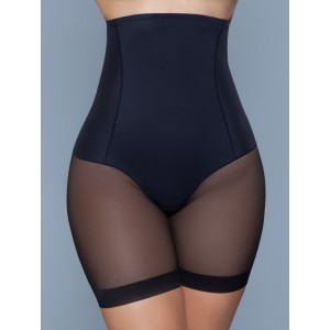 HOURGLASS ANGEL HELD TOGETHER SHAPEWEAR SHORTS BY BEWICKED 2006 - Best Shapewear for Wedding Dress: Boning for Waistline Control