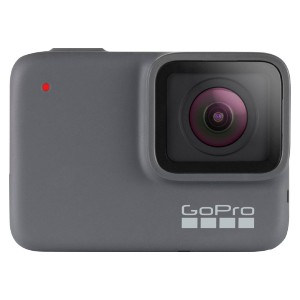 GoPro HERO7  - Best GoPro for Motorcycle: Intuitive Touch Screen