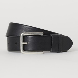 H&M Leather Belt - Best Men's Belt for Jeans: Premium Quality Belt