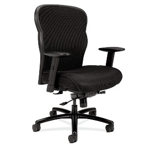 HON Store Wave Mesh Big and Tall Executive Chair - Best Office Chair Under $500: Maximum Comfort Chair