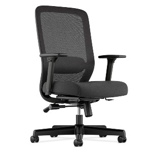 HON Store Exposure Mesh Task Computer Chair with 2-Way Adjustable Arms for Office Desk - Best Office Chair Under $300: Fully Adjustable Feature
