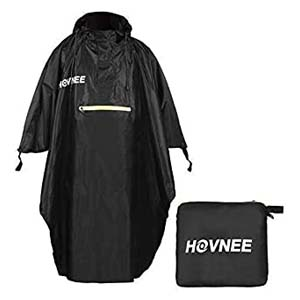 HOVNEE Rain Poncho for Man - Best Raincoats for Men: Rain poncho, tent mat, and awning