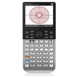 HP Prime Graphing Calculator Ii - Best Graphing Calculator for College: Multi-Touch Design