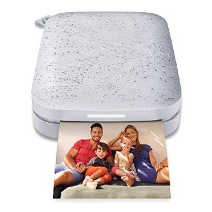 HP Sprocket Instant Photo Printer  - Best Portable Photo Printers: With sticky-backed photo paper