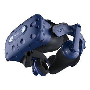 Vive Pro Eye  - Best VR for Sim Racing: Highly precise motion tracking