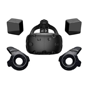 HTC Vive  - Best VR for PS4: Use your own headphones