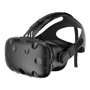Vive VR System - Best VR for Laptop: Use your own headphones