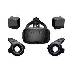 Vive Virtual Reality System  - Best VR for Movies: Use your own headphones