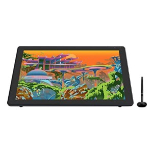 HUION Kamvas 22 Plus - Best Tablet for Handwriting Notes: For long time use