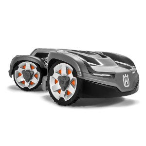 HUSQVARNA AUTOMOWER® 435X AWD - Best Robotic Mower for 1 Acre: Tackles steep slopes