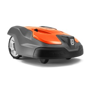 HUSQVARNA AUTOMOWER® 550H - Best Robotic Lawn Mower for Uneven Ground: Sophisticated GPS navigation
