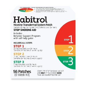 Habitrol Nicotine Transdermal System Patch - Best Nicotine Patches: Reducing Your Nicotine Dependency