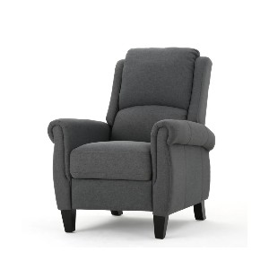 Christopher Knight Home Haddan  - Best Recliners for Small Spaces: Contemporary Style