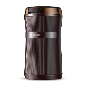 HadinEEon Coffee Grinder Brown 200W - Best Grinder for Pour Over: Versatile Grinder