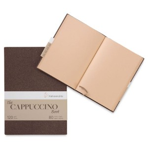 Hahnemühle The Cappuccino Book - Best Sketchbook for Beginners: Ideal companion