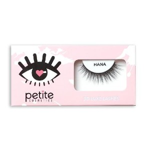 Petite Cosmetics Hana - Best Lashes for Monolids: Bloom Like A Flower