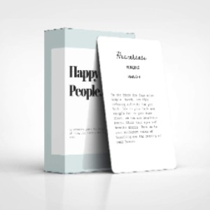 Happy Little People Card Deck: The First Year - Best Gift for Expecting Mothers: Never run out of ideas