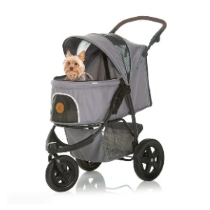 Hauck TOGfit  - Best Dog Strollers for Small Dogs: Safe and Comfortable