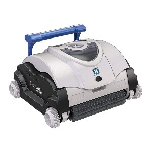 Hayward SharkVac Robotic Pool Cleaner - Best Robotic Pool Cleaner for Leaves: Great New Version Cleaner