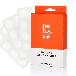 No B.S. Healing Acne Patches - Best Patches for Cystic Acne: Promotes quick, discreet healing