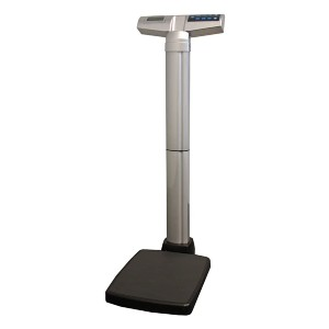Health O Meter Digital Professional Waist High Beam Scale - Best Bathroom Scale for Heavy Person: Best for professional use