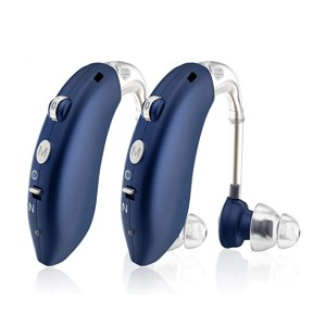 Enjoyee Hearing Aids - Best Hearing Aids for Seniors: Can be rotated 360°