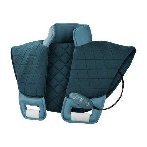 WAHL Heated Neck & Back Massager - Best Back Massager with Heat: Hand Grips that Allow You to Choose the Best Position