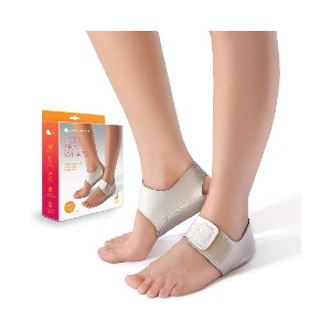 Heel That Pain Heel Seat Wraps - Best Heel Cups for Plantar Fasciitis: Go Barefoot While You Help Your Plantar Fasciitis!