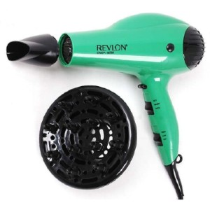 Revlon Helen of Troy - Best Hair Dryer and Diffuser: Removable End Cap