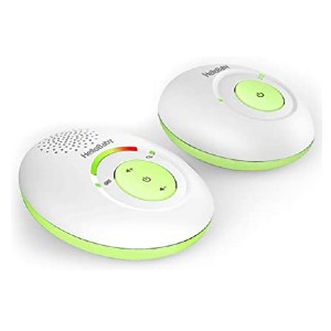 HelloBaby HB178 - Best Audio-Only Baby Monitors: Portable parent unit