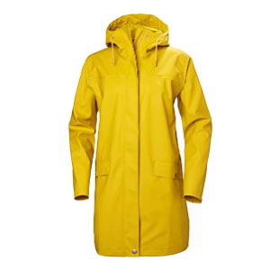 Helly Hansen Helox - Best Raincoats for Women: Classic and Stylish Raincoat