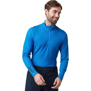 Helly Hansen Lifa Merino Midweight 1/2 Zip Top  - Best Base Layers for Hiking: Breathable Base Layer