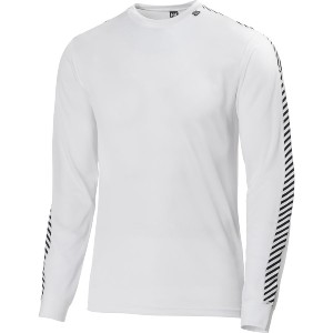 Helly Hansen Lifa Stripe Crew Top - Best Base Layers for Skiing: Quick Dry Base Layer