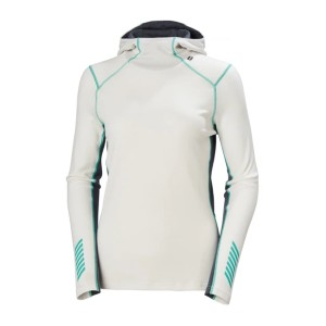 Helly Hansen W LIFA MERINO MIDWEIGHT HOODIE - Best Base Layers for Extreme Cold: Base Layer with Hoodie