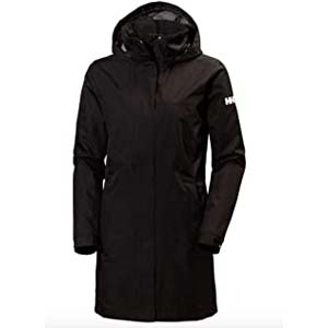 Helly Hansen 62648 Women's Aden Long Jacket - Best Raincoats for Iceland: Warm and handy